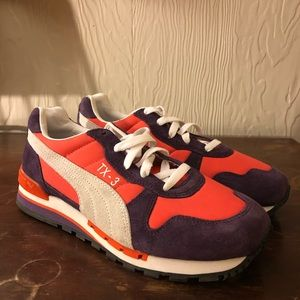 BRAND NEW puma suede TX-3 sneakers trainers